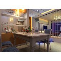 武昌房子装修公司、里予果设计提供客厅卫生间厨房装修效果图