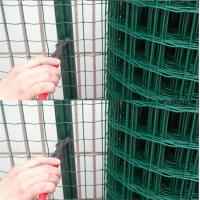仿真植物墙绿植墙配材专用墙面装饰绿色铁丝网格钢丝网养殖场围栏防护
