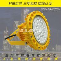 水泥厂GB8014LED防爆灯 白光U型支架安装方式