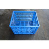 厂家批发680筐南昌塑料筐新余塑料筐赣州塑料筐,塑胶收纳筐工业水果蔬菜筐