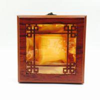 高档复古木质佛珠包装盒 手串礼盒 手链盒 佛珠配件手镯盒子批发