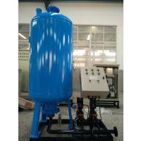 定压补水装置选择什么品牌可靠