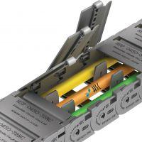 韩国hanshin工程拖链HSF055-60R