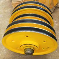 吊车滑轮组图片 75t高标准滑轮组 亚重