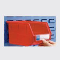长期供应多种颜色塑胶零件盒 背挂式零件盒 塑料周转零件盒