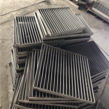 新云 厂家直销不锈钢水槽盖板 U形缝隙式排水沟盖板 线性排水沟定制