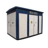 欧式箱变复合板材YBM户外箱式变压器价格 广西欧式箱变 箱式变电站厂家 景观式箱变定制