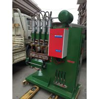 销售DNW100KW3.4.5头横向排焊机网片多点焊接可定制