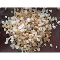 博淼生产循环水处理石英砂 黄白石英砂