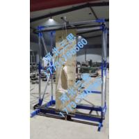 JG/T169-2005隔墙板吊挂力实验装置操作方法