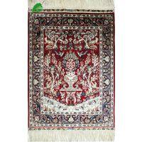供应手工编织真丝地毯61×91cm