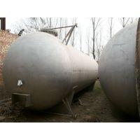 恒祥化工设备厂处理全新液化气储罐50立方