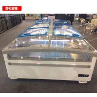浙江哪里有卖海鲜展示柜的,1.8米的低温速冻海鲜柜是什么价格