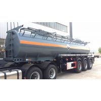 厂家直销30吨32吨液碱槽罐车价格优惠