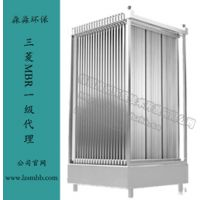 0.4μm超滤膜PVDF膜适用于500T/D酒店生活污水处理国际一级技术