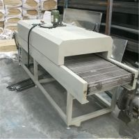 小型传送带滚筒皮带爬坡输送机铝型材流水线链条传送机电机工作台
