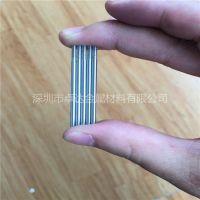 供应SUS304不锈钢毛细管 封圆头 打侧孔