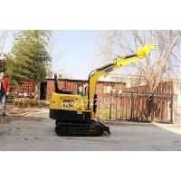 小挖机丨苹果园专用挖掘机百一热卖 小挖子