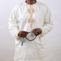 ALBAI阿拉伯大袍穆斯林长袍巴服套装现货批发订购