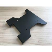 东莞安若五金背板支架 镀锌板 快速出样,钣金冲压件CNC可定制加工厂家
