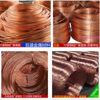 专业生产紫铜螺纹铆钉专用红铜线、无氧铜杆