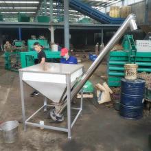 [都用]黄豆螺旋提升机 生产不锈钢淀粉提升机 绞龙式上料机