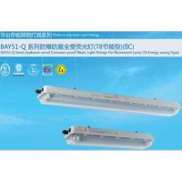 BAY51-Q36*2防爆荧光灯 ATEX证书 IECEX CCS船检证 海洋平台灯质量过硬厂家