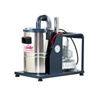 2.2KW配套工业吸尘器 上海威德尔吸尘器 固定式简易吸铁屑粉尘吸尘机