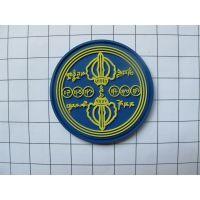 工厂定制PVC字母胶章标牌 PVC硅胶商标标牌logo
