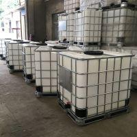 合肥1立方IBC吨桶 运输包装pe塑料桶 带框架