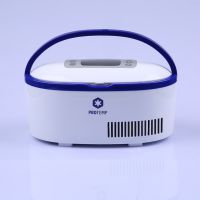 protemp博洛胰岛素冷藏盒,胰岛素保温箱,迷你便携式智能充电制冷恒温小冰箱