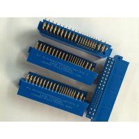 POSITRONIC美商宝西公型弯脚式隔PCB连接器PCIH49W25M400A1/AA-378.0