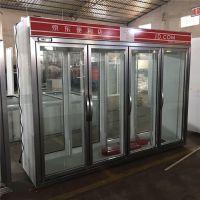 厂家生产超市冷柜便利店酒吧酒店 商用饮料冷藏展示柜可制