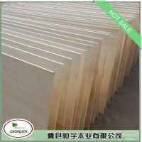 供应恒宇桐木拼板 桐木指接板 特殊规格按需定制 材质轻防潮板