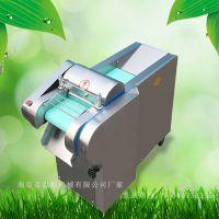 电动省人工型榨菜切丝机 启航不锈钢型酸菜切片机 豆角切段机价格