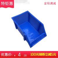 厂家直销各类塑料零件盒可组合式斜口塑料盒