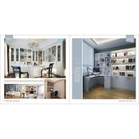 板式家具画册印刷全屋定制彩页制作整木家装宣传图册设计