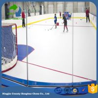 鸿宝uhmwpe ice rink floor 、skating floor 溜冰板