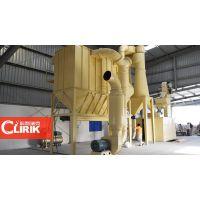 明矾石磨粉机生产线合理利用转化资源