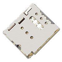 东莞 SOFNG SIM-1514 尺寸:16.0mm*14.3mm SIM卡连接器