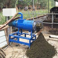 新型环保设备粪便处理设备 家禽粪便分离机