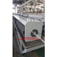 张家港市华德机械 65/33单螺杆挤出机pe,ppr,pp塑料管材挤出机生产线