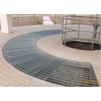 新疆平台扇形钢格板平台 18199857723