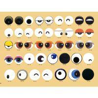 PS玩具眼睛