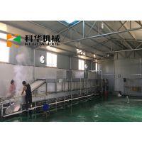 新型不锈钢双层腐竹生产设备 自动循环豆浆的腐竹加工设备 大型豆油皮生产线 大型磨浆设备