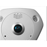 DS-2CD6332FWD-I(V)(S) 300万 超宽动态CMOS ICR鱼眼全景日夜型网络摄像