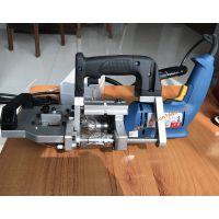 木工板式家具打侧孔机 气动打孔机打孔器 三合一木工钻床手提打孔钻 气动电钻 浩森