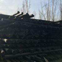 通信油木杆 防腐