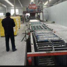 鑫达匀质聚合物外墙板生产线设备 A级阻燃匀质防火板请自动生产线设备优势