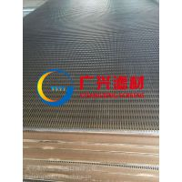 衡水广兴梯形丝不锈钢过滤格栅梯形丝条缝筛板过滤槽筛板